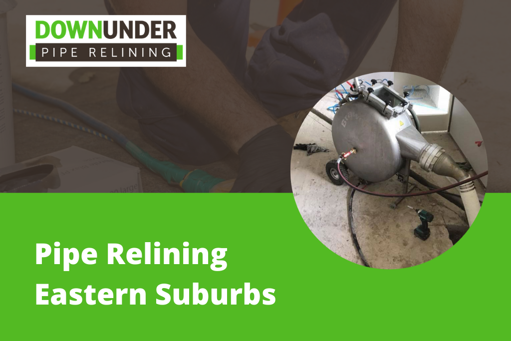 pipe relining eastern suburbs banner